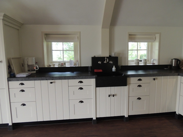 de Lange keukens Country style kitchen