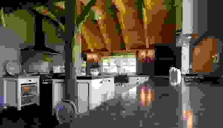 Project Arrien:  Keuken door de Lange keukens,