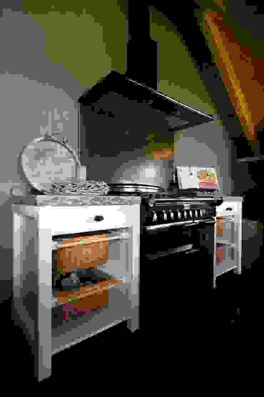 Falcon fornuis en afzuigkap Landelijke keukens van de Lange keukens Landelijk