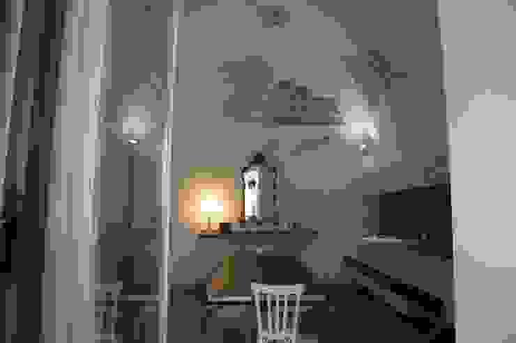Cocinas de estilo minimalista de G/G associati studio di ingegneria e architettura _ing.r.guglielmi_arch.a.grossi Minimalista