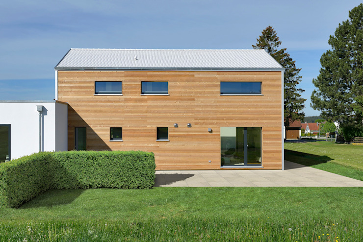 Houses by Bau-Fritz GmbH & Co. KG,