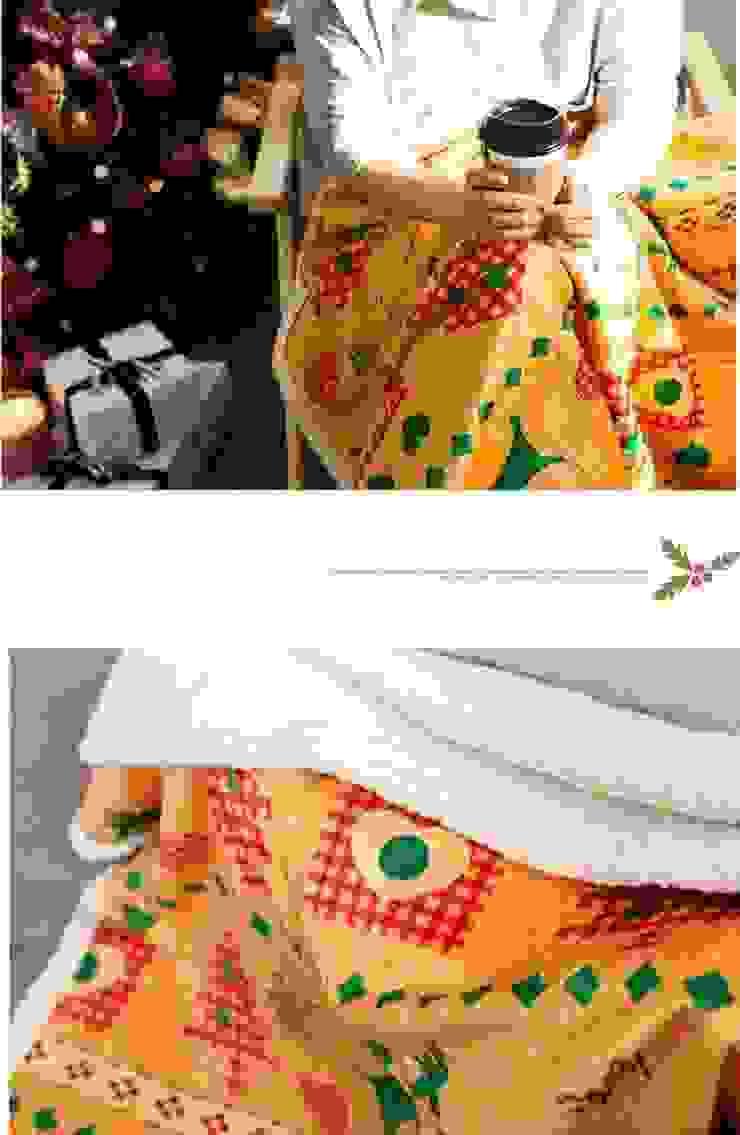 감성 담은 크리스마스 담요: 캠핑플라의 스칸디나비아 사람 ,북유럽