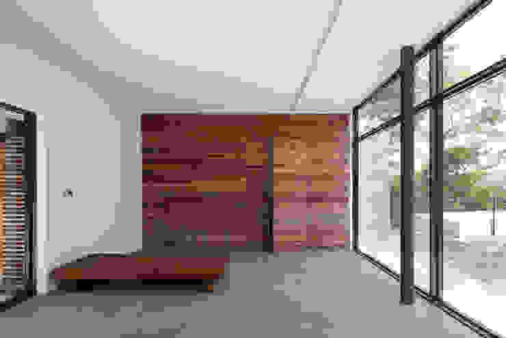 Projekty,  Okna zaprojektowane przez around architects, Nowoczesny