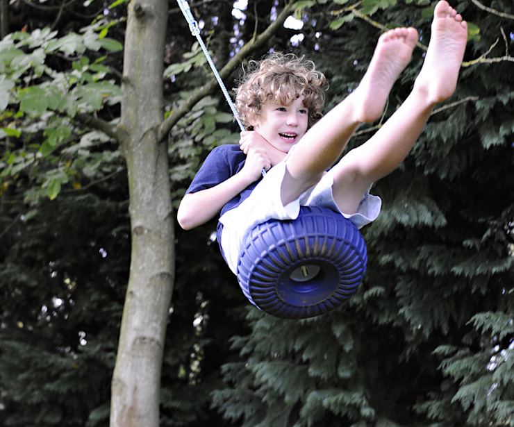 Brave Monkey Swing Flying de Brave Toys Moderno