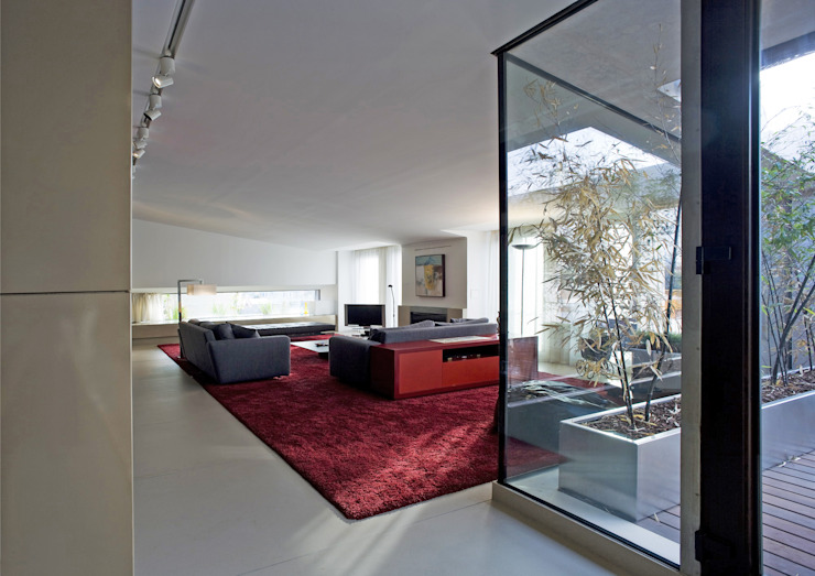RRJ Arquitectos Living room