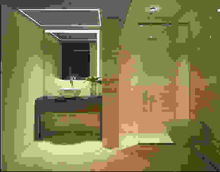 ORANIO Modern Banyo Voltaj Tasarım Modern