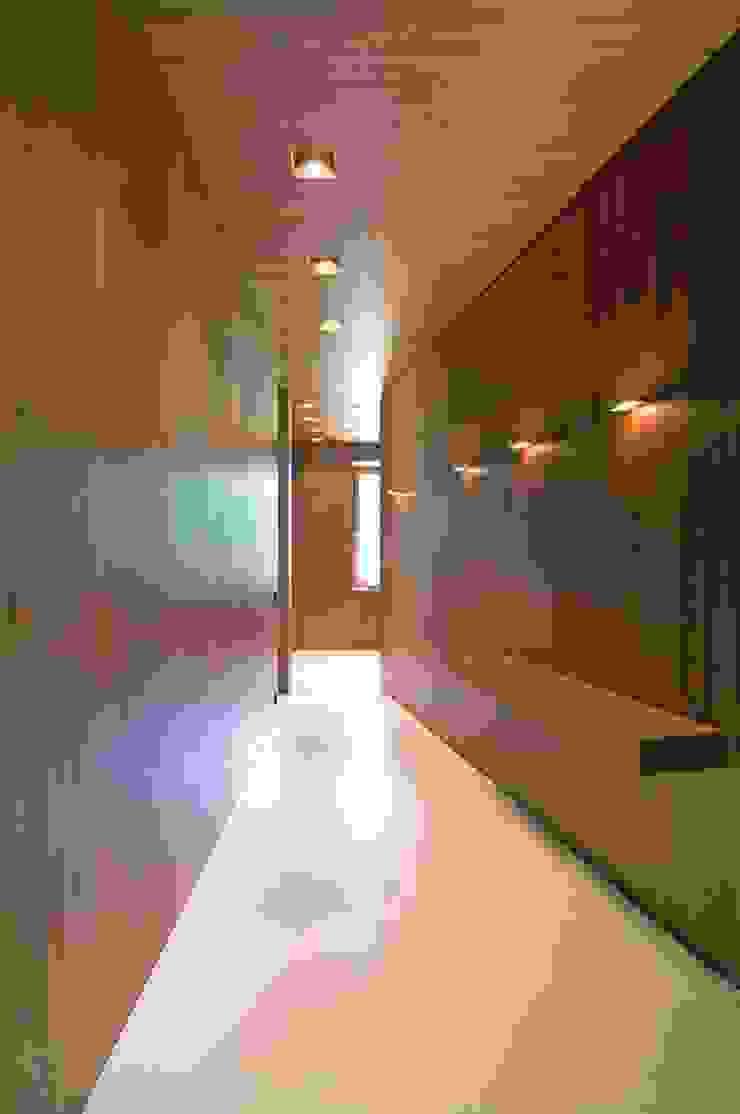 SilvestrinDesign Couloir, entrée, escaliers modernes