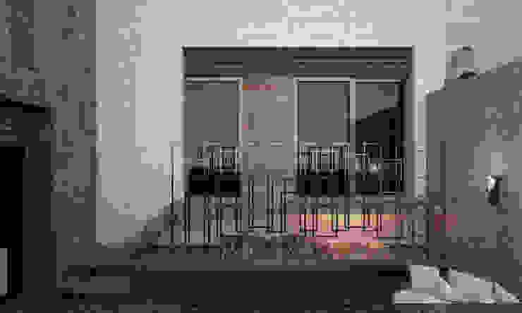 ORANIO Modern Bahçe Voltaj Tasarım Modern