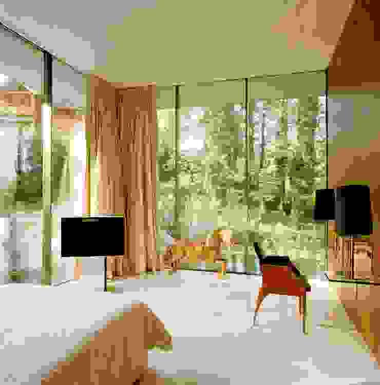 SilvestrinDesign Chambre moderne