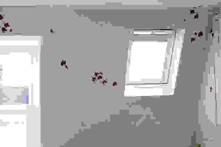 The Birdcage Bedroom od The Creative Decorator Azjatycki