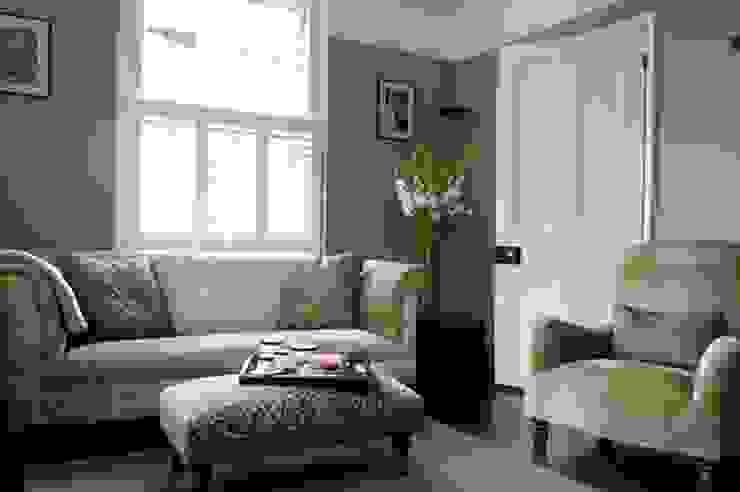 Victorian Townhouse Livings de estilo clásico de Etons of Bath Clásico