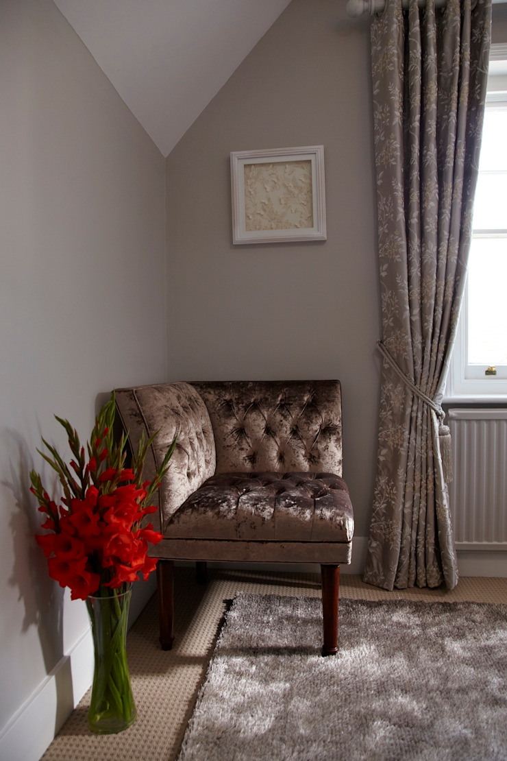 Victorian Townhouse Etons of Bath Classic style bedroom