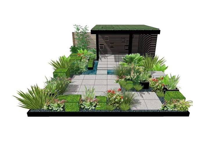 modern  by Best4hedging, Modern