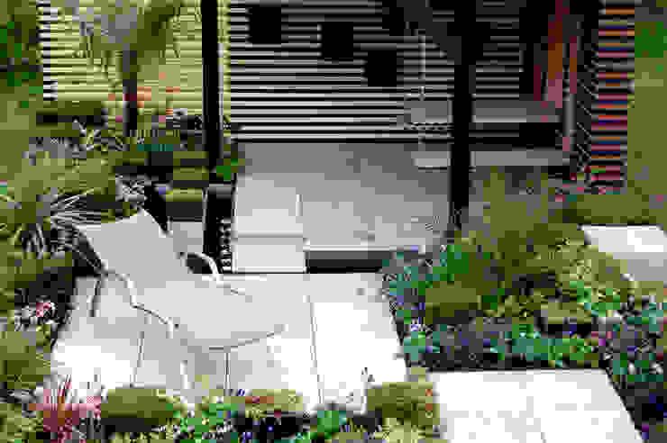 RHS Cardiff 2015 Best4hedging Moderner Garten