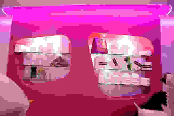 Studio_P - Luca Porcu Design อาคารสำนักงาน ร้านค้า