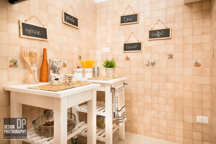 HOME STAGING Cucina moderna di Design Photography Moderno
