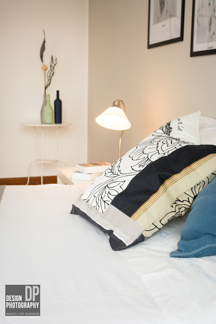 Design Photography Modern style bedroom