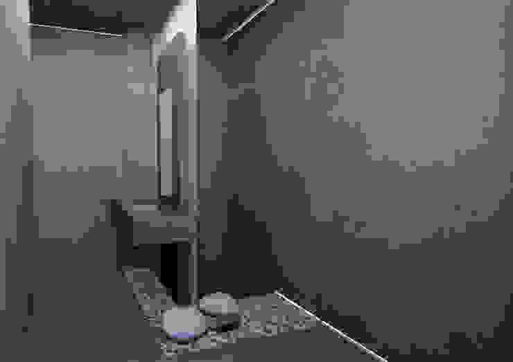 Baños minimalistas de Giemmecontract srl. Minimalista