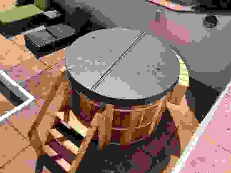 Northern Lights hot Tubs and Sauans Cedar Hot Tubs UK Готелі