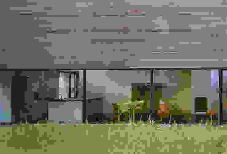 Case in stile minimalista di Helm Westhaus Architekten Minimalista