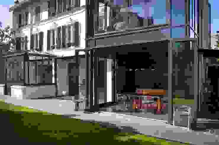 Volume-design Jardin moderne par volume Moderne