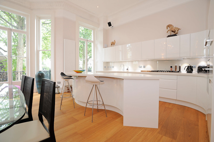 Kitchen Modern kitchen by NSI DESIGN LTD Modern