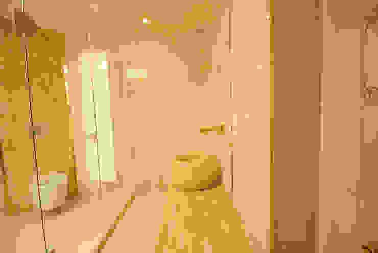 EYMEN RESİDENCE Modern Banyo santimetre mimarlık Modern