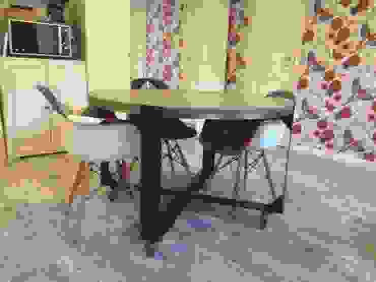Обеденный стол в стиле лофт от Werk Haus SPB Лофт