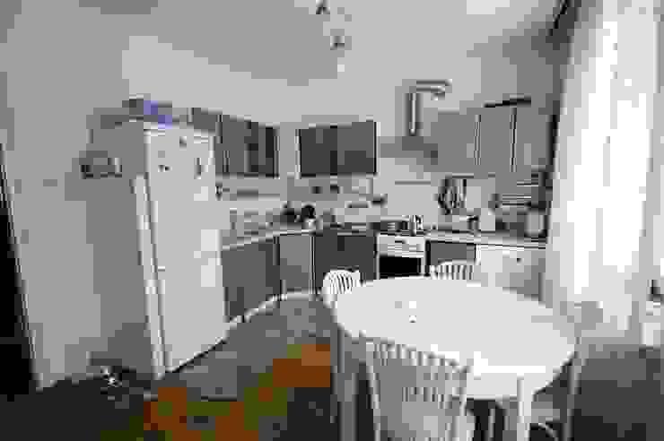 Home staging domu w centrum Krakowa od AgiDesign Skandynawski