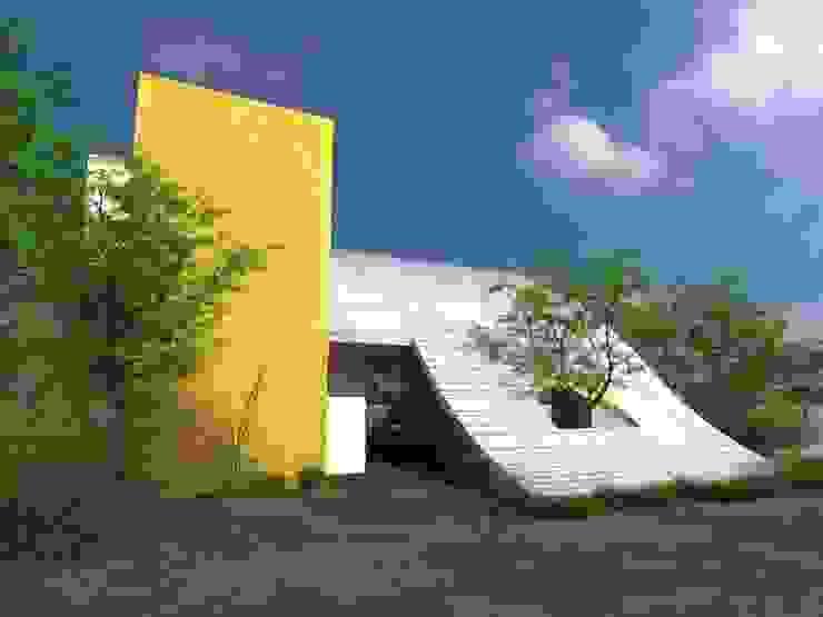 Modern Houses by HEXSAL ARQUITECTOS Modern