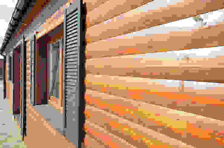 根據 Letniskowo.pl Sp. z o.o. Sp.k. 古典風 木頭 Wood effect