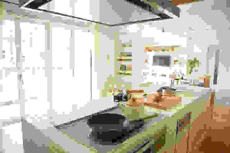 よしだみわこ建築設計事務所 Scandinavian style kitchen