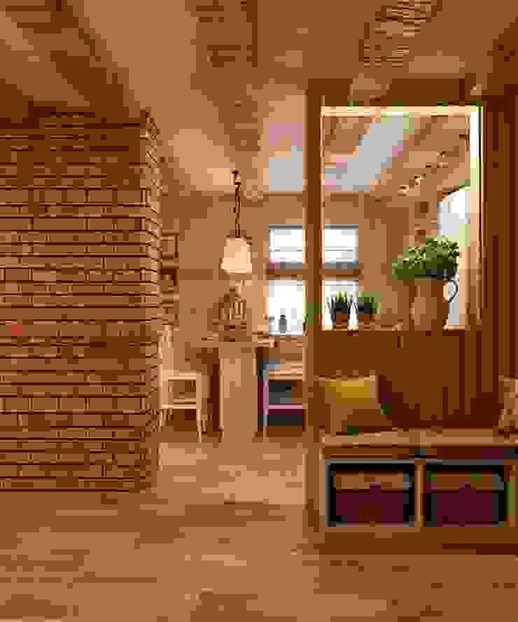 Дизайн интерьера дома Гостиная в стиле кантри от MoRo Кантри