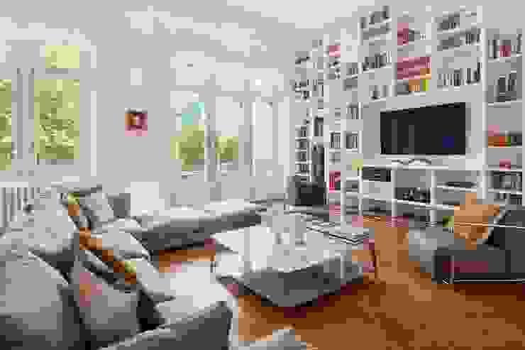 Appartamento Via Elba - Milano Soggiorno classico di PADI Costruzioni srl Classico