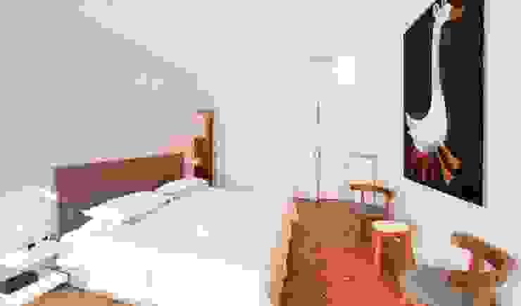 PADI Costruzioni srl Klasik Yatak Odası