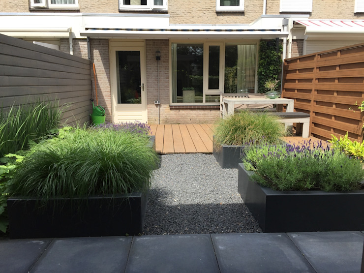 Modern Bahçe Biesot Modern