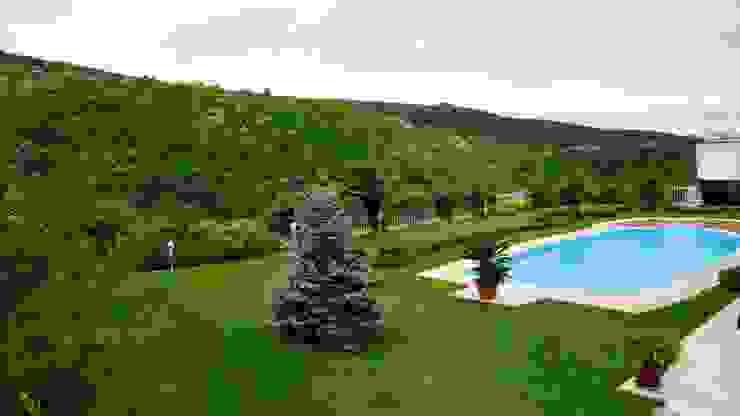 Acarkent Klasik Bahçe Bahçevilla Peyzaj Tasarım Uygulama Klasik