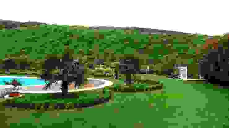 Taman Klasik Oleh Bahçevilla Peyzaj Tasarım Uygulama Klasik