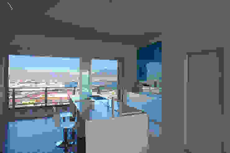 CASA DN, Napoli 2012 Cucina moderna di x-studio Moderno