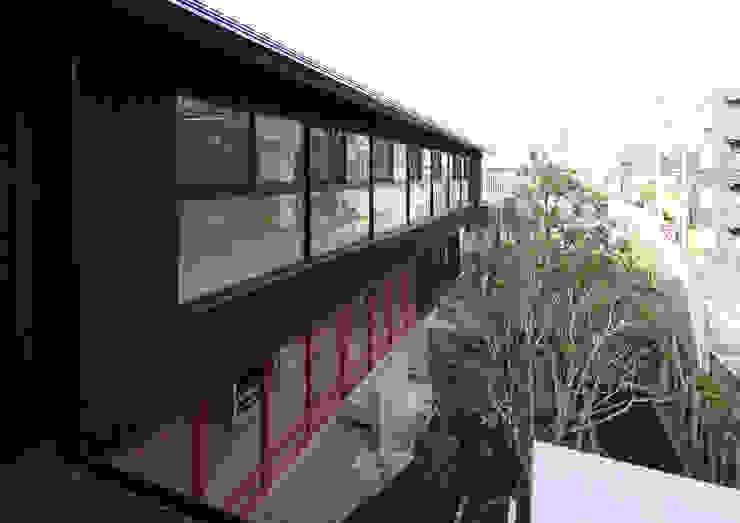 外観1 アジア風学校 の ユニップデザイン株式会社 一級建築士事務所 和風