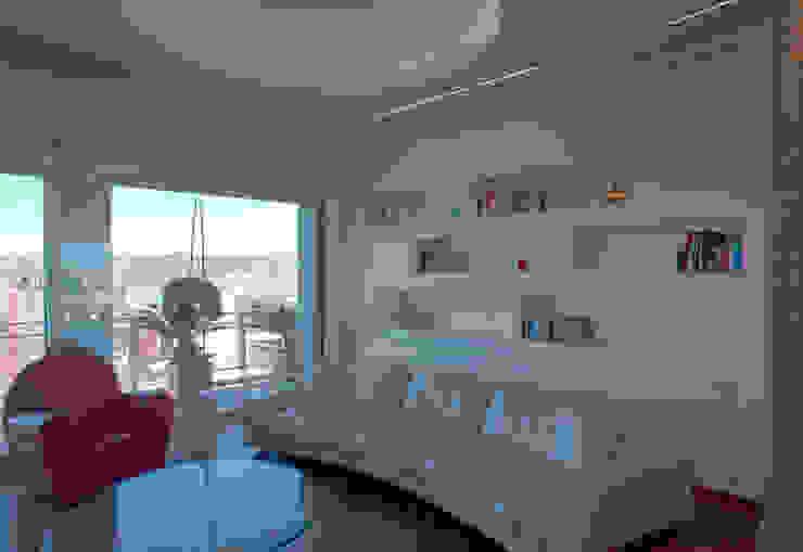CASA DN, Napoli 2012 Soggiorno moderno di x-studio Moderno