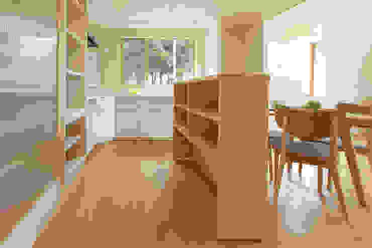 house in Ishikawauchi モダンな キッチン の とやま建築デザイン室 モダン