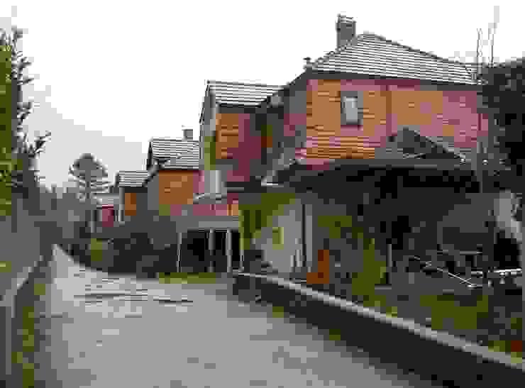 Bestandsgebäude von 1906 vor der Erneuerung und Erweiterung von sim Architekten GmbH