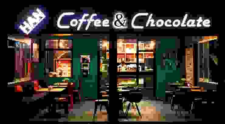 HAN COFFEE & CHOCOLATE NM Mimarlık Danışmanlık İnşaat Turizm San. ve Dış Tic. Ltd. Şti. Endüstriyel