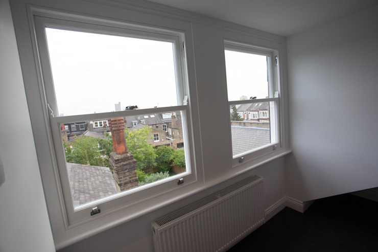 ​Loft Conversion in Chevening Road, London http://www.cityloftslondon.com/ od City Lofts London Nowoczesny