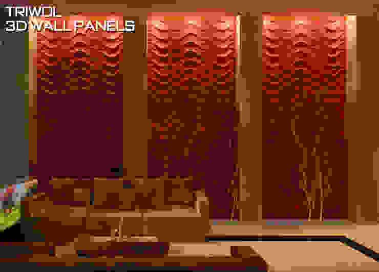 Rustic style walls & floors by Group Enerji Yapı Dekorasyon Rustic
