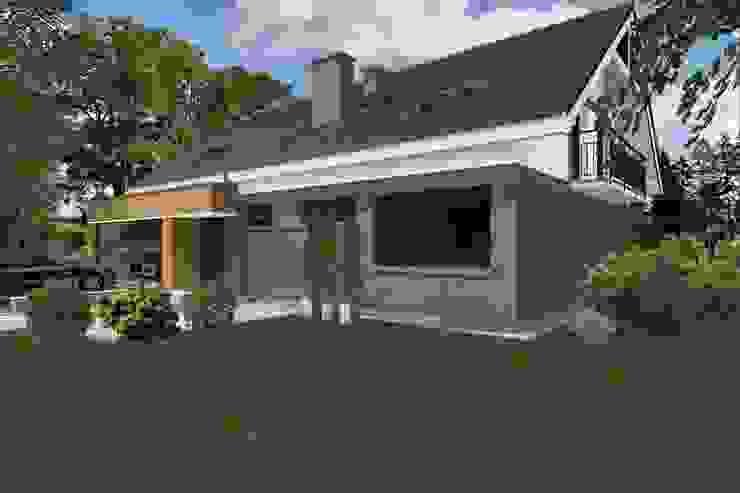 DZP-9 – dom energooszczędny i pasywny Klasyczne domy od ABC Pracownia Projektowa Bożena Nosiła - 1 Klasyczny