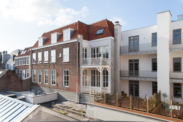 Modern houses by Brand Olink Architecten Modern