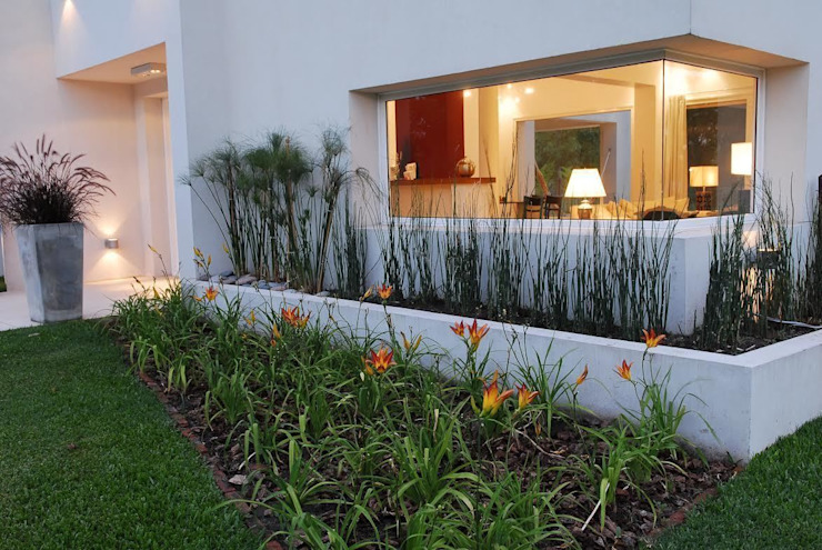 Estudio de Arquitectura Clariá & Clariá Moderner Garten