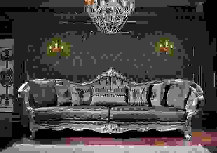 Conrad 4lü Kanepe Messt Mobilya ve Dekorasyon Klasik